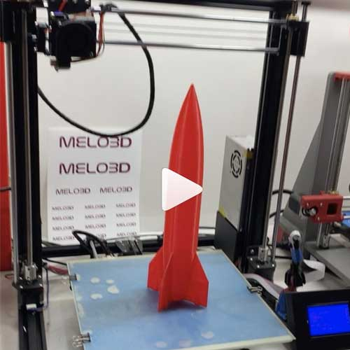 Printing Flexible Filament with no Issues on Melo3D Plus – Anet A8 Plus