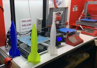 Impresión 3D Materiales Flexibles Transparentes