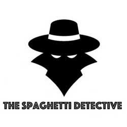 The Spaguetti Detective logo Melo3D